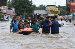 Korban Tewas Banjir di India Jadi 324 Orang
