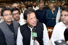 Bintang Kriket akan Dilantik sebagai PM Pakistan
