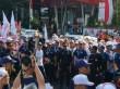 Energi Gas Pertamina Hidupkan Obor Asian Games