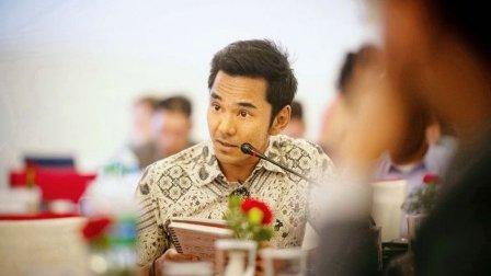 Jubir Jokowi-Ma`ruf Bantah Pernyataan Rachel Maryam