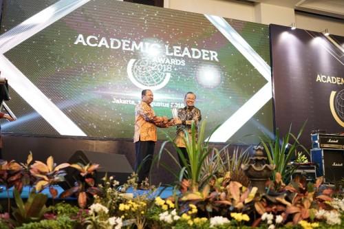 Rektor Universitas Sebelas Maret (UNS), Ravik Karsidi saat