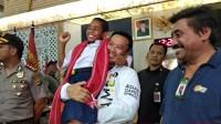 Siswa Pemanjat Tiang Bendera di NTT Diajak Nonton Pembukaan Asian Games
