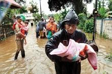 Saksi Mata Ceritakan Momen Mengerikan Banjir di India