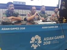Drone Dilarang saat Pembukaan Asian Games