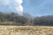 Kebakaran di Gunung Butak Kota Batu, Pendaki Diminta Turun