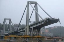 Korban Tewas Jembatan Roboh di Italia Jadi 41 Orang