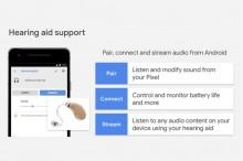 Google Hadirkan Dukungan Alat Bantu Pendengaran ke Android