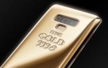 Galaxy Note 9 Berlapis Emas Harganya Rp800 Juta