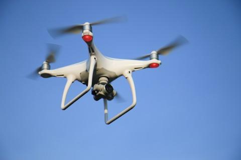 Drone Bisa Dukung Penjaga Pantai