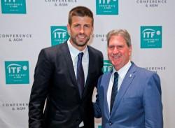Gerard Pique Ambil Alih Kepengurusan Piala Davis