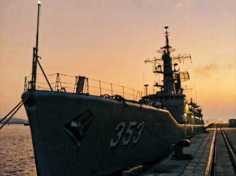 Kehidupan di Kapal Perang Yos Sudarso