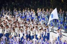 Korsel dan Korut Bersatu dalam Pembukaan Asian Games 2018