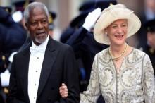 Pemimpin Dunia Sampaikan Penghormatan untuk Kofi Annan