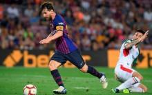 Hasil Lengkap Pertandingan Liga Top Eropa Semalam