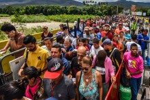 Ekuador Perketat Akses Masuk bagi Pengungsi Venezuela
