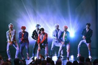 Gelar Pertunjukan di New York, Tiket BTS Terjual Habis dalam Sejam