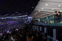 Kemunculan Jokowi di Pembukaan Asian Games Dianggap Elegan