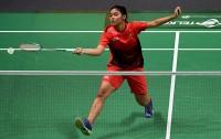 Gregoria Bawa Indonesia Unggul atas Hong Kong