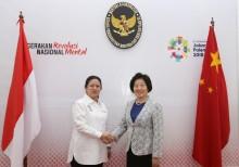 Menko PMK Terima Kunjungan Wakil Perdana Menteri Tiongkok