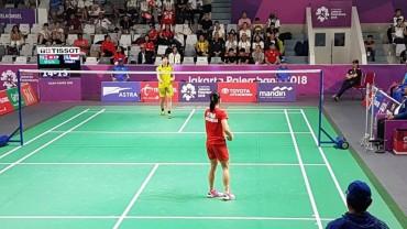 Fitriani Pastikan Tim Beregu Putri Indonesia ke Perempat Final