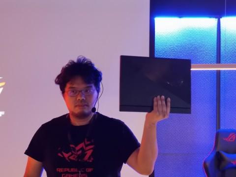 ASUS ROG Zephyrus S Lanjutkan Tradisi Notebook Gaming Tipis Kencang