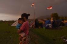 Masyarakat Lombok Diimbau Menjauhi Lereng Gunung