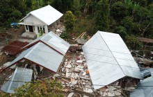 Pola Gempa Lombok Sulit Diprediksi