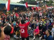 Ratusan Penyandang Disabilitas Deklarasi Dukung Jokowi