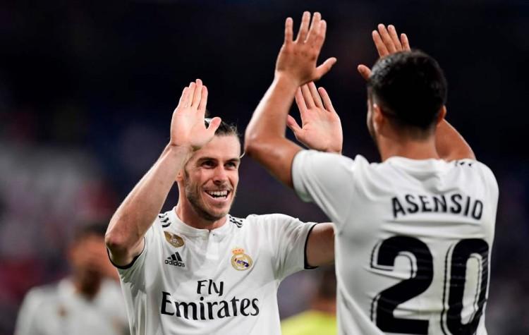 Madrid Raih Kemenangan di Laga Perdana