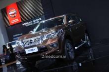 Usai Indonesia, Nissan Terra Mengaspal di Thailand