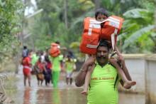 Banjir Terburuk dalam Seabad Melanda India Selatan