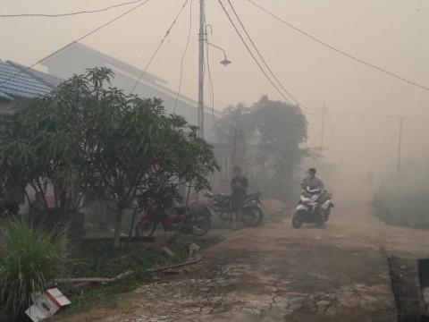 Udara Kota Pontianak Sangat Tidak Sehat