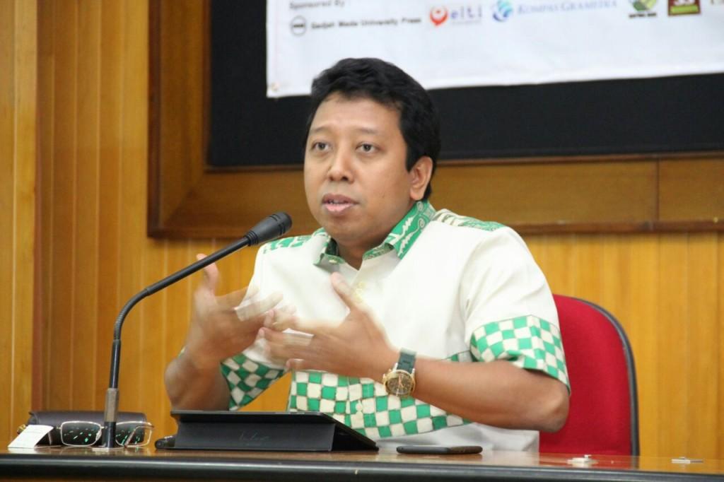 Ketua Umum PPP Romahurmuziy/MI/Agus Utantoro