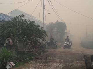 Lanud Supadio Siagakan Pesawat Pengebom Hujan