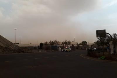 Badai Pasir Landa Arafah