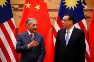 PM Mahathir Minta Tiongkok Bantu Masalah Fiskal Malaysia