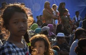 Warga Mataram Dilanda Cemas Pascagempa 7 SR
