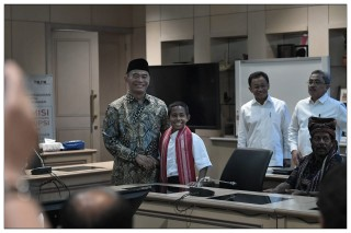 Mendikbud: Aksi Joni Bentuk Patriotisme Zaman <i>Now</i>
