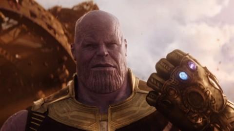 AI Buat Thanos Tampil Lebih Hidup di Infinity War