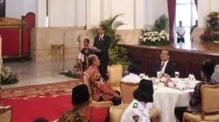 Jokowi akan Berikan Rumah buat Joni