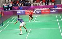 Ginting Buka Kemenangan Indonesia atas India