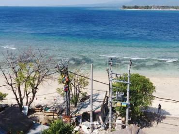 PLN: 70% Listrik di Lombok Telah Pulih