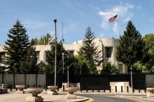 Kedubes AS di Turki Terkena Enam Tembakan Senjata Api