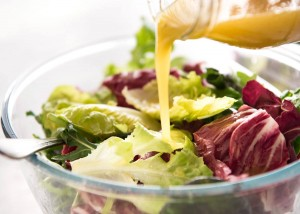 Empat Jenis Salad <i>Dressing</i> yang Diklaim Paling Sehat