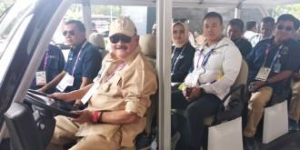 Gubernur Sumsel akan Evaluasi Tiket Masuk ke Jakabaring