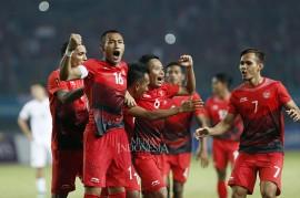 Indonesia Melaju ke 16 Besar sebagai Juara Grup