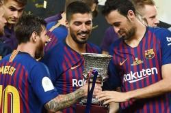 Barcelona Perbarui Kontrak Busquets