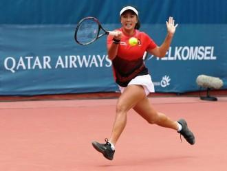Asa Tenis di Aldila Sutjia