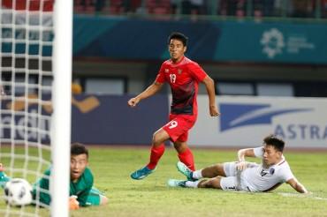 Diplot Bantu Pertahanan, Hanif Puas Sumbang Gol untuk Timnas U-23