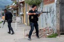Penggerebekan Geng Narkoba di Brasil Tewaskan 14 Orang